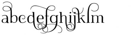Kowalski2 B Font LOWERCASE