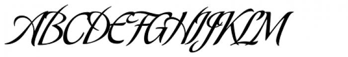 Koziupack Font UPPERCASE