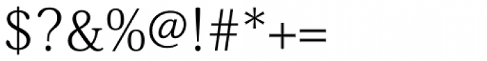 Kozuka Mincho Pr6N Light Font OTHER CHARS