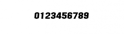 Kolinear Italic Font OTHER CHARS