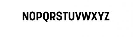 Korolev Complete Bold Font UPPERCASE
