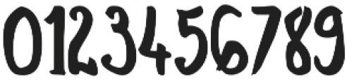 Kracktone otf (400) Font OTHER CHARS