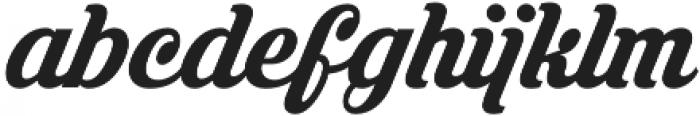 Krinkes Decor Swash otf (400) Font LOWERCASE