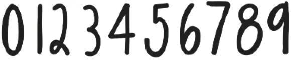 Kris ttf (400) Font OTHER CHARS