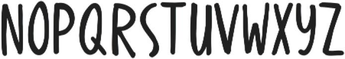 Kris ttf (400) Font UPPERCASE