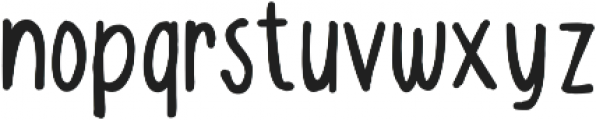 Kris ttf (400) Font LOWERCASE