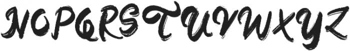 Kronos otf (400) Font UPPERCASE