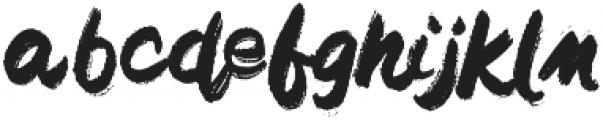 Kronos otf (400) Font LOWERCASE