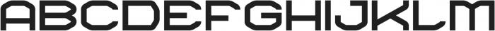 Krypto Regular otf (400) Font UPPERCASE