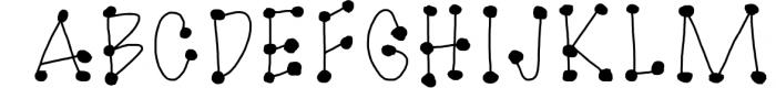 Kreativ Font Collection Bundle 1 Font UPPERCASE