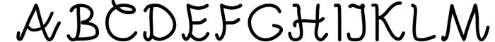 Kreativ Font Collection Bundle Font UPPERCASE