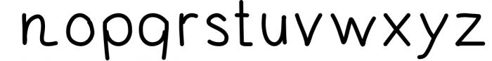 Kreativ Font Collection Bundle Font LOWERCASE