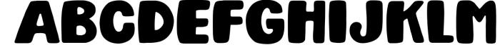 Kristof Font Duo + Doodles! 1 Font UPPERCASE