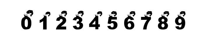 KR Angler Font OTHER CHARS