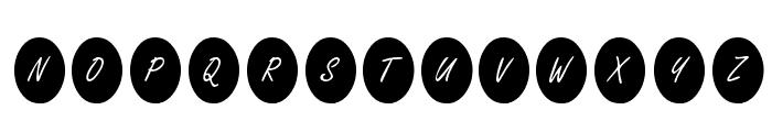 KR Easter Rabbit Font LOWERCASE