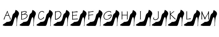 KR Kattitude Font LOWERCASE