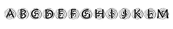 KR Spyro Font LOWERCASE