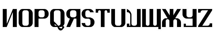 KREMLIN ADVISOR Font UPPERCASE