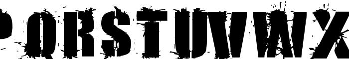 KRIPTON A Font UPPERCASE