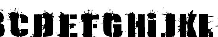 KRIPTON A Font LOWERCASE