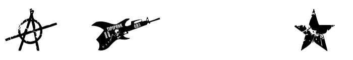 KRIPTON B Font OTHER CHARS