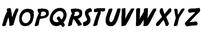 KRYPTOSCRIPTO Font UPPERCASE
