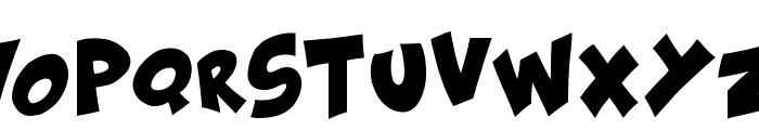 Kraash Black Font LOWERCASE