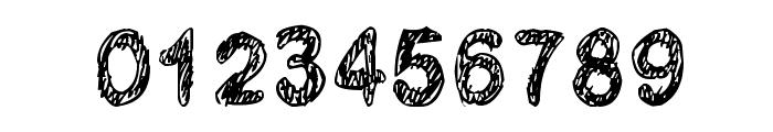 Kraboudja Font OTHER CHARS