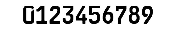 Kraftfahrzeugkennzeichen Font OTHER CHARS