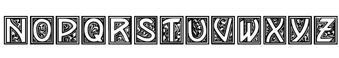 Kramer Regular Font UPPERCASE