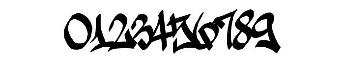 Krash Font OTHER CHARS