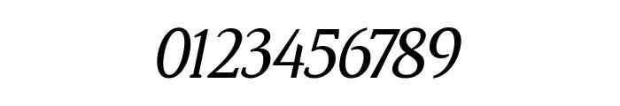 Kraskario Italic Font OTHER CHARS