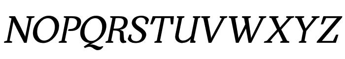 Kraskario Italic Font UPPERCASE