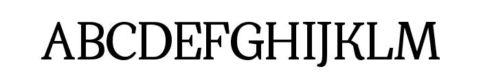 Kraskario Font UPPERCASE