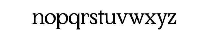 Kraskario Font LOWERCASE