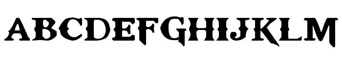 Kratos TrueType - GOD $ WAR Font LOWERCASE