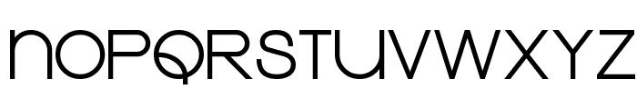 Kravitz Thermal Font UPPERCASE