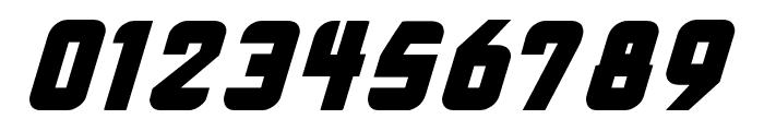 Kremlin Menshevik Bold Italic Font OTHER CHARS