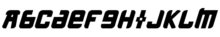 Kremlin Menshevik Bold Italic Font LOWERCASE