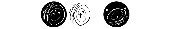 KringelPlus Font OTHER CHARS