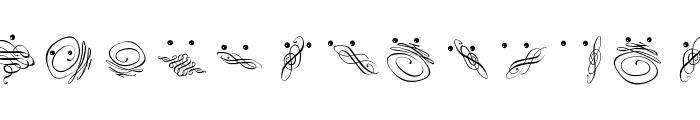 KringelPlus Font UPPERCASE