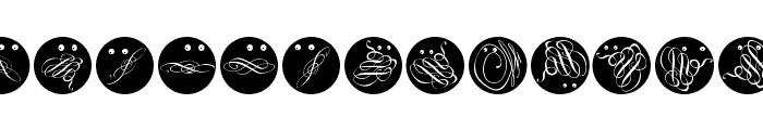 KringelPlus Font LOWERCASE