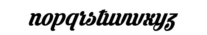 Krinkes Decor PERSONAL USE Font LOWERCASE