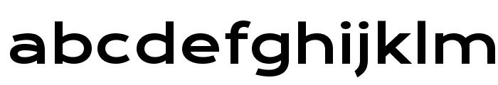 KronaOne Font LOWERCASE