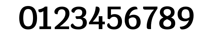 Krub SemiBold Font OTHER CHARS