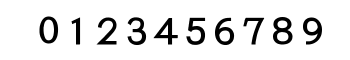 Kruti Dev 040  Bold Font OTHER CHARS