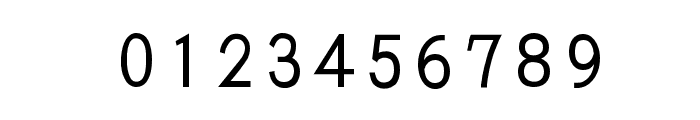 Kruti Dev 040  Thin Font OTHER CHARS