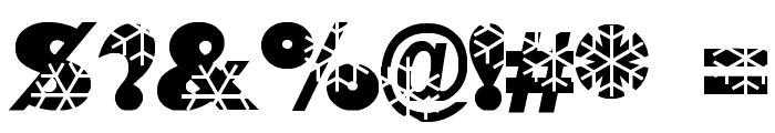 Krystal Font OTHER CHARS
