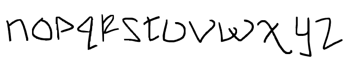 kR3WgZ_with_a_3 Font UPPERCASE