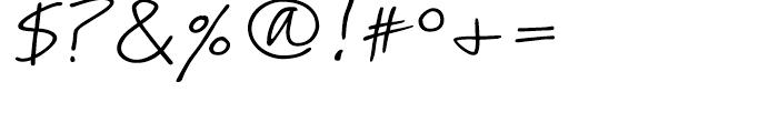 Kremlin Pro Semi-Expanded Font OTHER CHARS